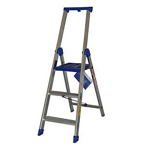 MARCHETTI Scala professionale Climb Evolution - 3 gradini - alluminio - Marchetti
