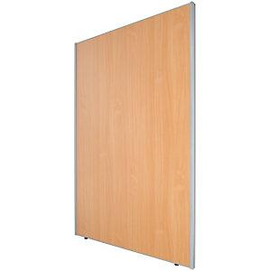 Marque generique Cloison Loft 2 H. 180 x L. 120 - Hêtre