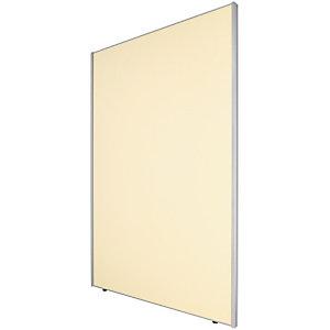 Marque generique Cloison Loft 2 H. 180 x L. 120 - Vanille