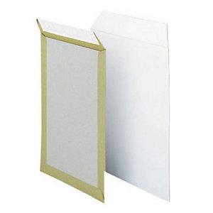 Marque generique Enveloppe commerciale, carton et kraft, format C4, 324 x 229 mm, fermeture autocollante (Lot de 125)