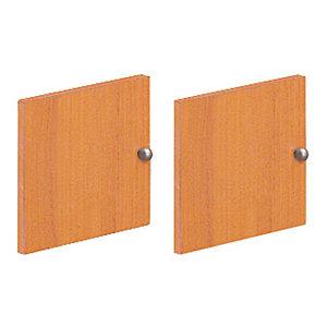 Marque generique Portes Multicases - Aulne (Lot de 2)