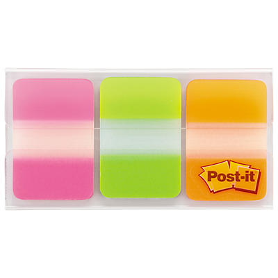 Marque-pages rigides Post-it 3M