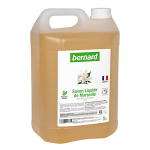 Marseillezeep Bernard 5 L gebloemd
