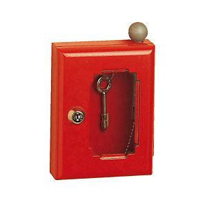 Marteau et chaînette pour boîte pour clés de secours