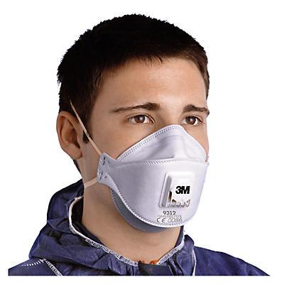 Máscara filtrante FFP1 3M