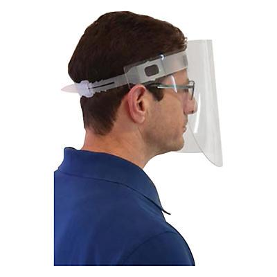 Máscara de protección facial reutilizable