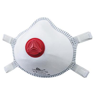 Mascherina antipolvere filtrante FFP3
