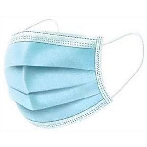 Masque chirurgical de protection 3 plis – Classe 1 type 2 - Prévention covid