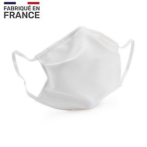 Masque lavable en tissu Fabrication Française