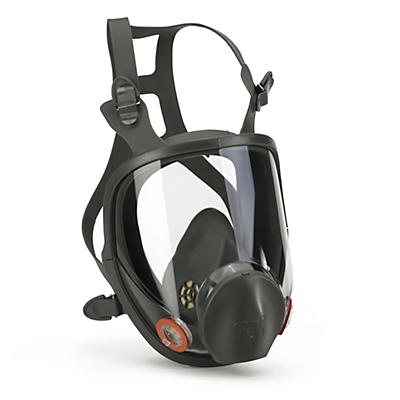 Masque respiratoire panoramique 6800S 3M