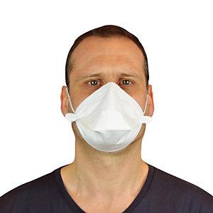 Masques jetables de protection FFP3, La boîte de 25.