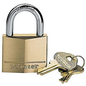 Master Lock Cadenas Master - à clé - L. 40 mm