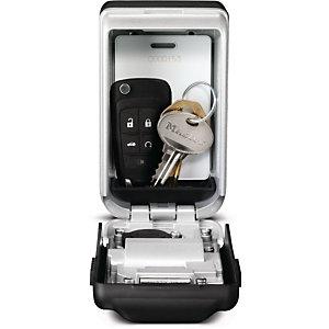 Master Lock Mini-coffre à clé Select Access - combinaison rétro-éclairée, 12,6 x 7,2 cm