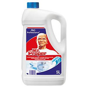 MASTROLINDO Detergente Multiuso Professional  Mr. Proper Flacone 5 l