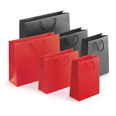 Matná taška se strukturovaným povrchem