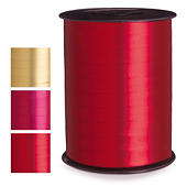 Matt metallic ribbon