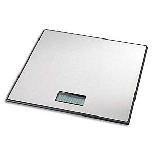 MAUL Pèse paquet MAULglobal forme très plate 50 kg portée minimum 60 g - Dimensions L32,2 x H3 x P32 cm
