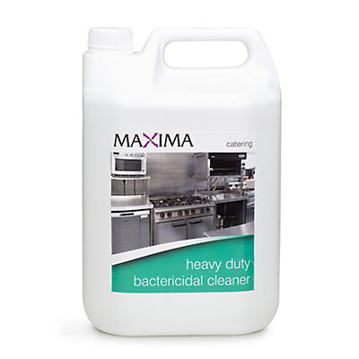 Maxima Heavy Duty Bacterial Cleaner – 5 Litre