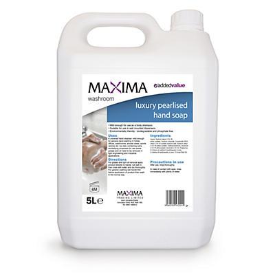 Maxima Perfumed Pink Hand Soap – 5 Litre