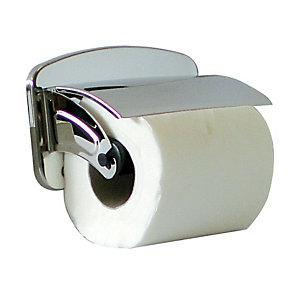 MEDIALINTERNATIONAL Portarotolo carta igienica - acciaio inox - Medial International