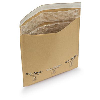 Megabulle kraftpapieren luchtkussenenvelop met grote noppen