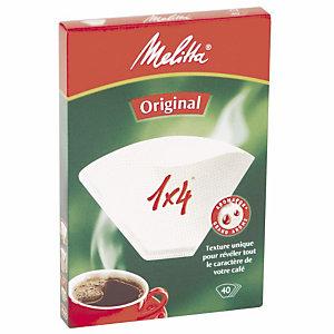 MELITTA Boîte de 40 filtres à café n°4
