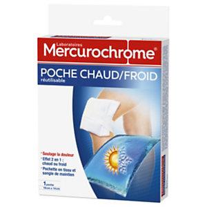 Mercurochrome Poche chaud / froid  Réutilisable