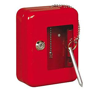 METALPLUS Cassetta per chiavi d'emergenza - 120 x 160 x 60 mm - Metalplus