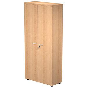 Meuble haut Pronto Tendance 2 portes  Hêtre