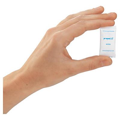 Micro-sachet déshydratant