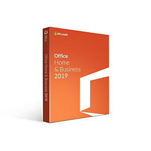 Microsoft Office Home and Business 2019 French Fra T5D-03351