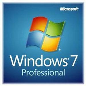 Microsoft, Software box, Oem-win prof 7 sp1 64bit itdvd lcp, FQC-08292