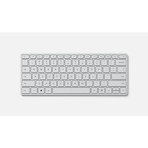 Microsoft Tastiera Bluetooth Designer Compact Silver