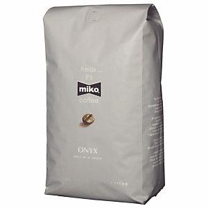 Miko® Café en grains Onyx, Arabica, Robusta, 1kg