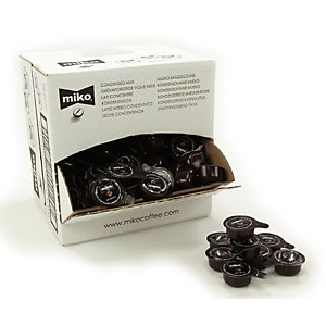 Miko® lait entier concentré - Boîte distributrice de 200 coupelles de 7 ml