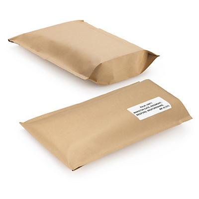 Miljøvenlige forsendelsesposer i papir