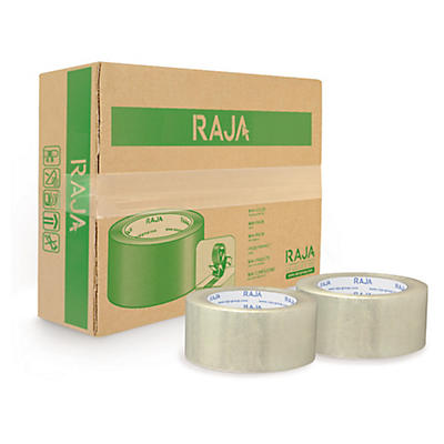 Mini balenie 6 roliek tichej štandardnej PP lepiacej pásky RAJA