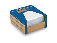 Mini-colis de 250 pochettes porte-documents adhésives transparentes