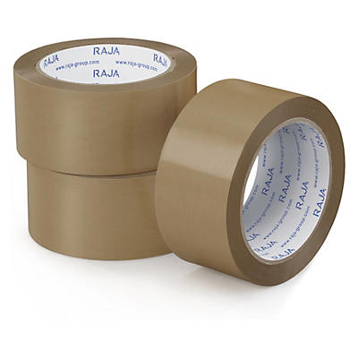 Mini-colis 6 adhésifs PVC résistant 32 microns RAJATAPE