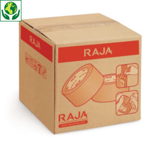 Mini-colis ruban de masquage multi-usage courte durée 60° C RAJA