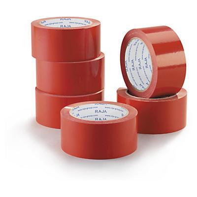 Mini pack of coloured vinyl packaging tape