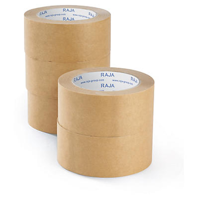 Mini pack of self-adhesive paper tape