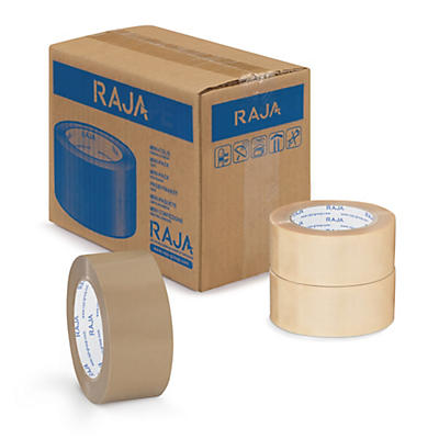 Mini pack of vinyl packaging tape