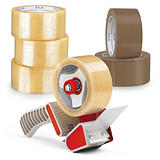 Mini pack polypropylene tape kit