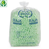 Mini sacco di patatine biodegradabili FLO-PAK NATURAL