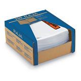 """Minipack med 250 pakkseddellommer - 70 my - med trykk """"""""Pakkseddel"""""""""""