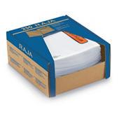 Minipack van 250 bedrukte documentenhoesjes