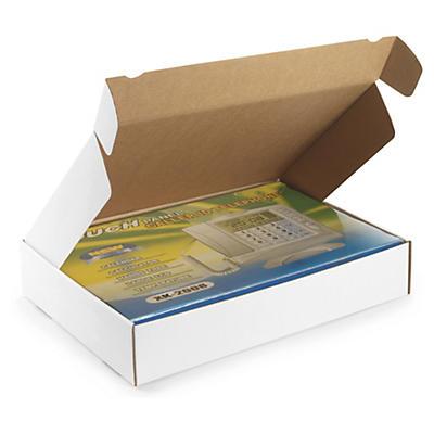 Minipakken - Hvite postesker