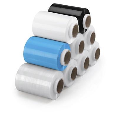 Mini-pack de film étirable couleur##Minirollen gekleurde rekfolie