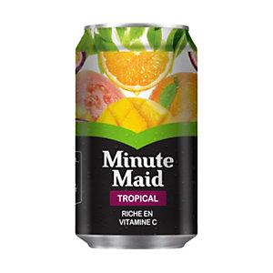 MINUTE MAID Nectar Tropical - Canette de 33 cl
